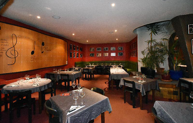 Le Puy de la Lune - restaurant